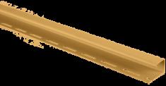 """Планка """"J - trim"""" желтая Т-15 - 3,00м"""