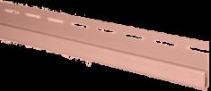 """Планка """"финишная"""" земляничная Т-14  -  3,66м"""