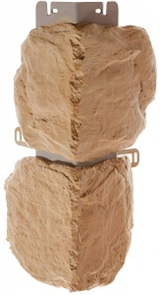 Наружный угол Бутовый Камень (греческий)
