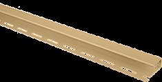 Планка отделочная для откосов, 3000 мм, цвет Песочный